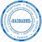 Макет печати для юридического лица - Стандарт 10-К
