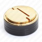 Карманная металлическая оснастка Магнетик черный
