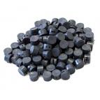 Пломбы пластиковые для пломбиратора, диаметр 10 мм