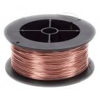 Проволока пломбировочная (медь) 100 метров, d=0.5 мм